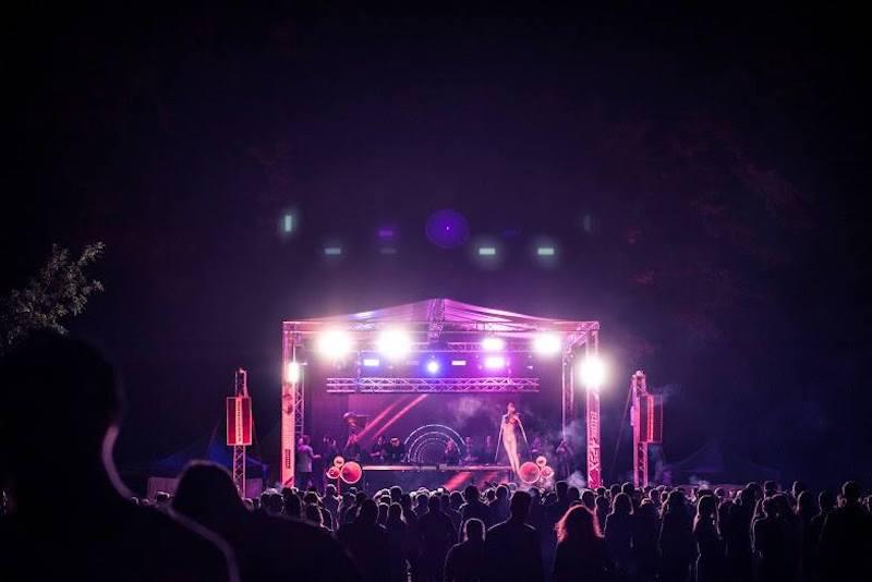 Revolution Festival _ DJ Stage - Romania 2016