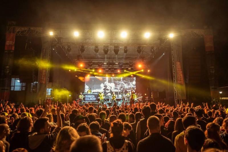 Revolution Festival _ Main Stage - Romania 2015