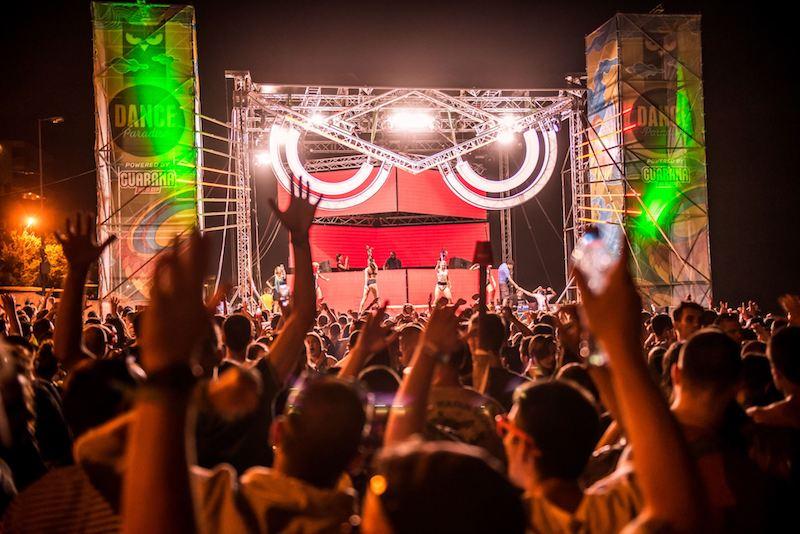 Sea Dance Festival - Dance Paradise Stage _ Montenegro 2015.